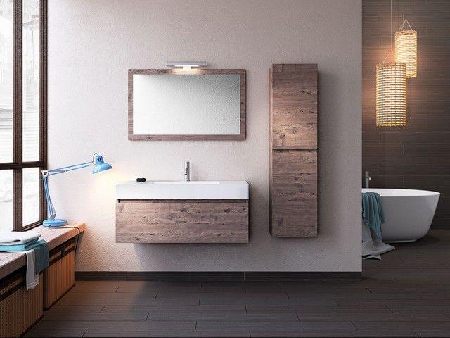Armadietto Bagno ~ Mobile bagno lodge mobili bagno