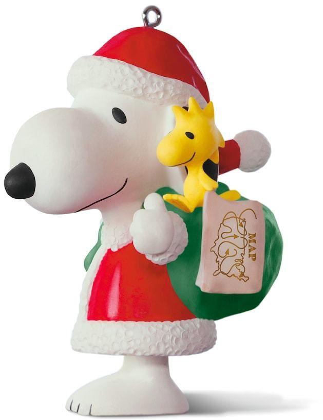 Hallmark Peanuts Spotlight On Snoopy 20th Anniversary Porcelain 2017  Hallmark Keepsake Christmas Ornament #affiliate - Hallmark Peanuts Spotlight On Snoopy 20th Anniversary Porcelain 2017