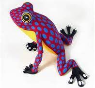 Oxacan frog