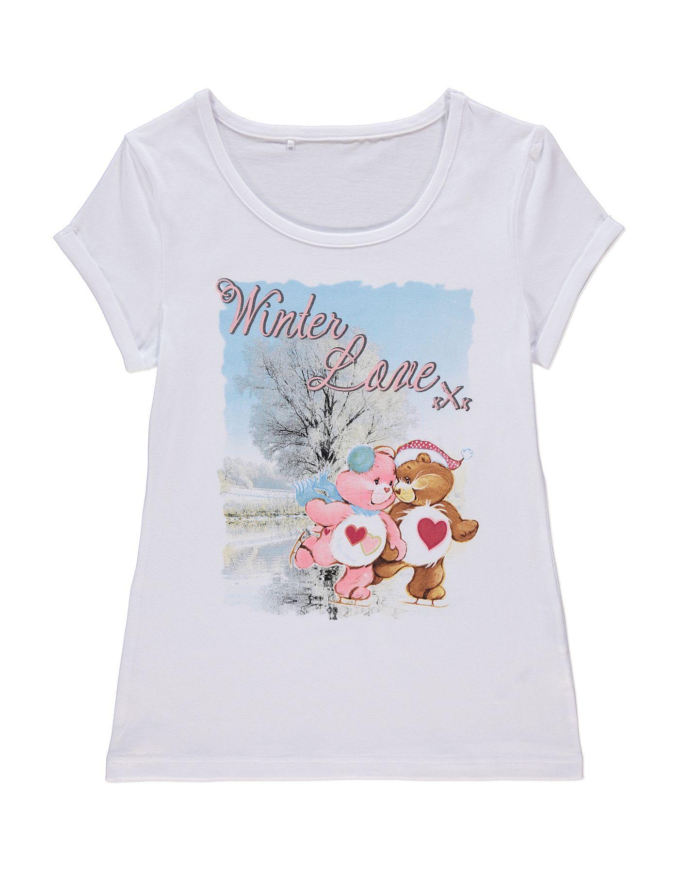 Care Bears Pyjama T-shirt | Women | George at ASDA ...