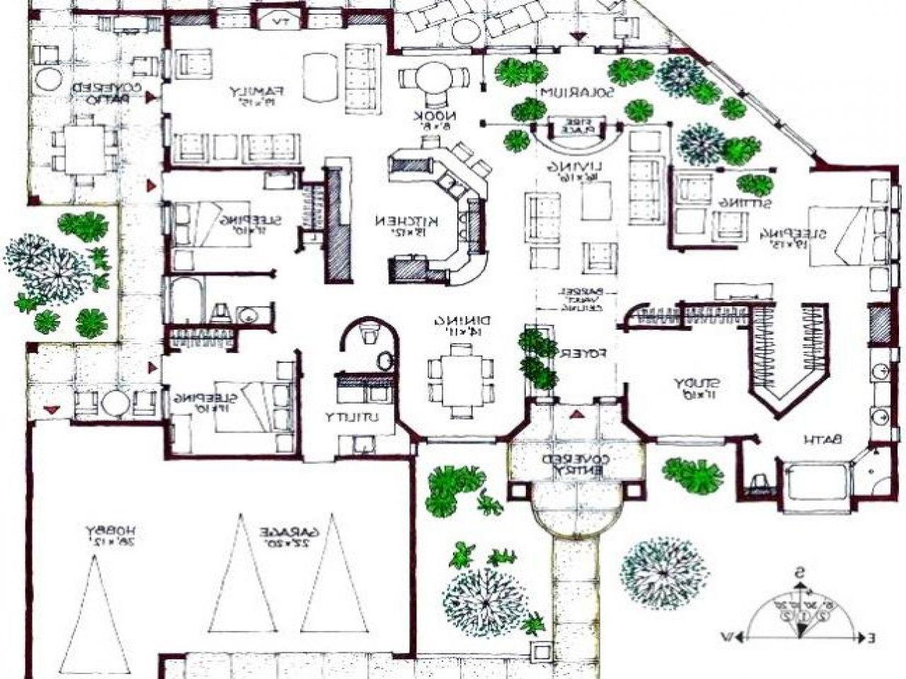 Modern Mansions Floor Plans Homes Floor Plans Modern House Floor Plans Solar House Plans House Floor Plans