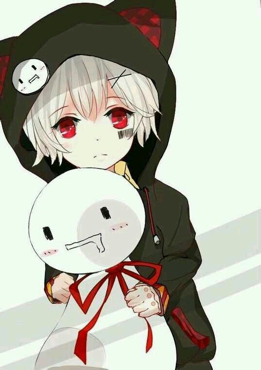 images White Hair Boy Anime Child anime baby boy with red hair contoh