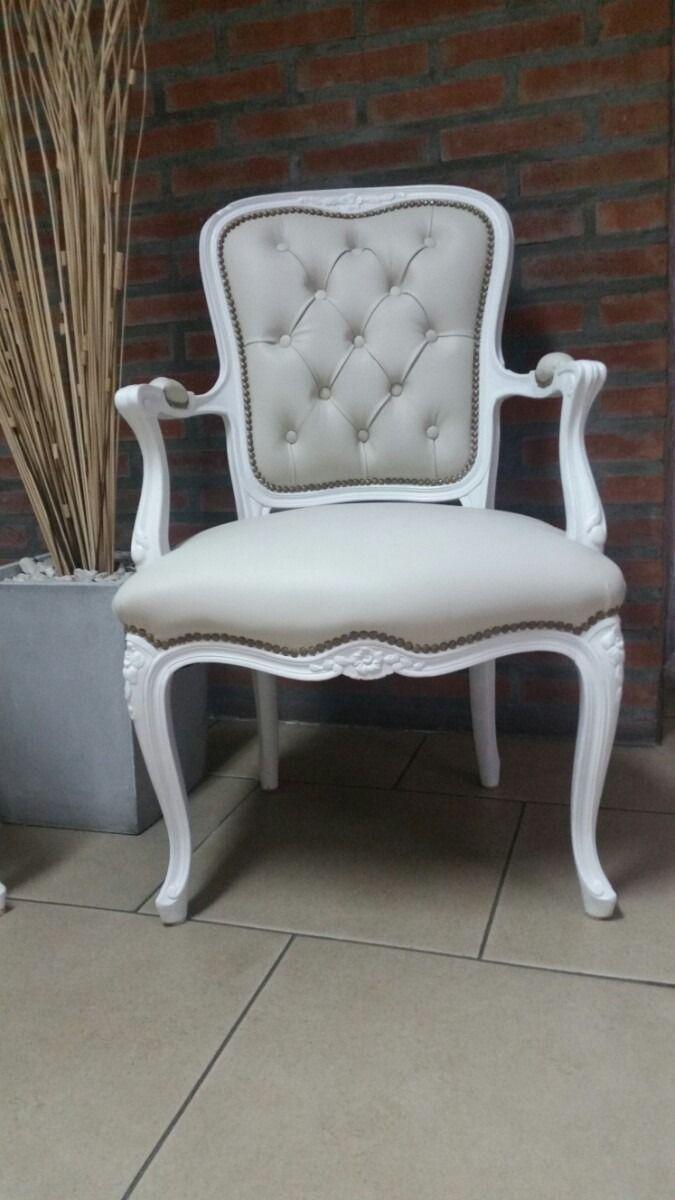 Sillon estilo luis xv frances sillones luis xv - Sillones estilo frances ...