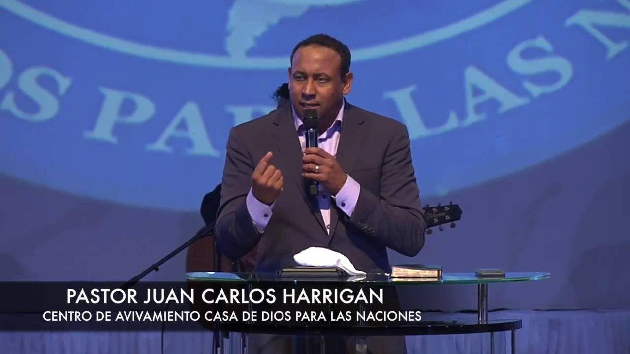 Pastor Juan Carlos Harrigan l LA MANIFESTACION DE DIOS #PARTE3