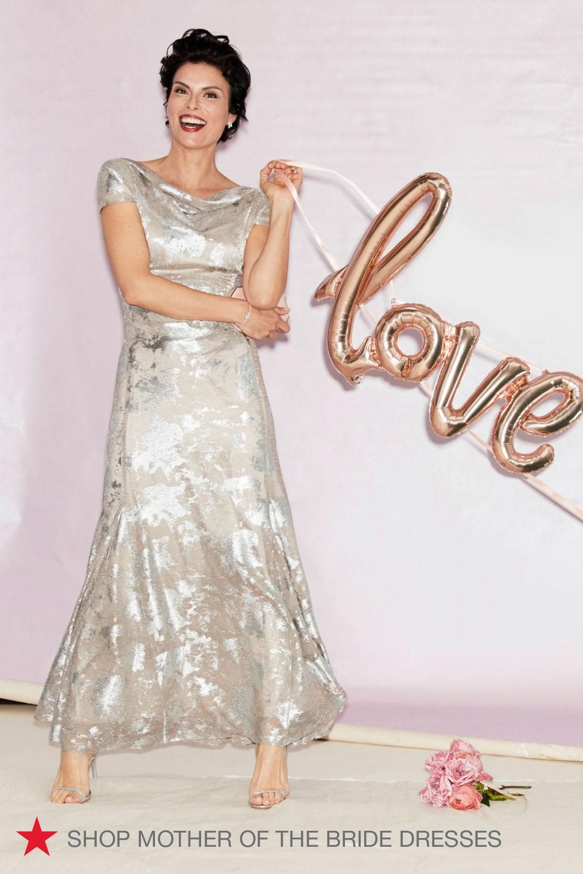 Looking for a mother of the bride dress? The search is over! Macy\'s ...