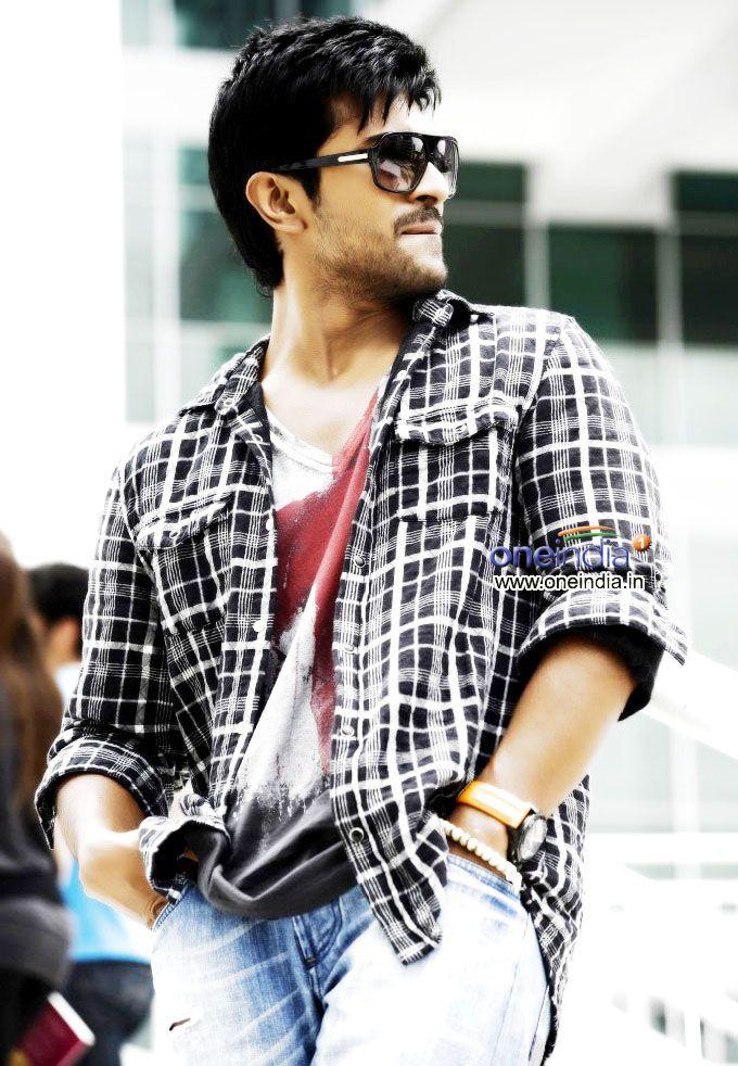 Ram Charan Teja Orange Tollywood Telugu Handsome Indian Men Stylish Pic Cute Actors