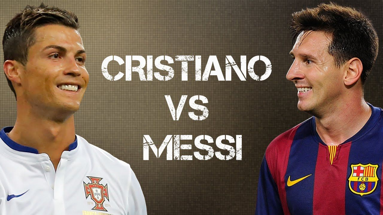 Image result for messi vs ronaldo battle best scorer