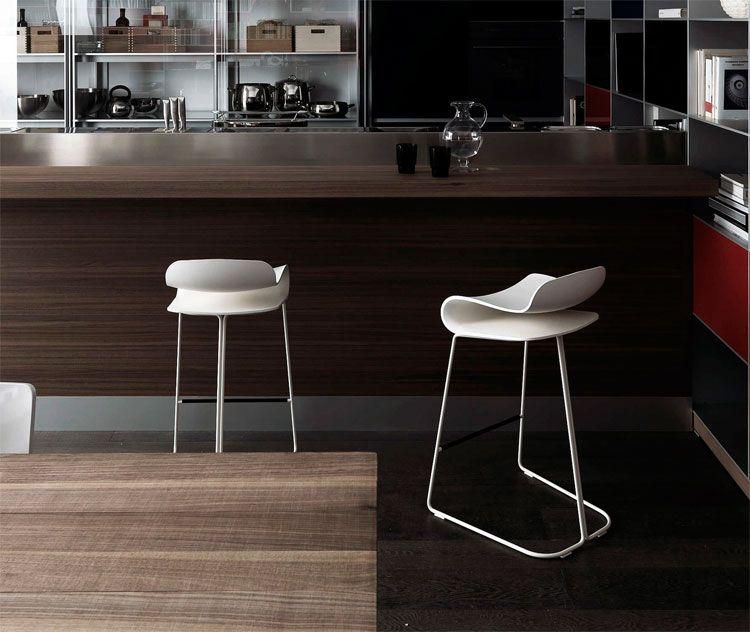 Sgabelli Moderni Da Cucina.50 Sgabelli Da Cucina O Da Bar Dal Design Moderno Sgabelli