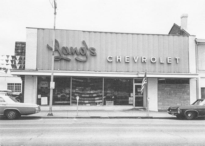 Lang S Chevrolet 1975 Xenia Ohio Adopted Hometown In