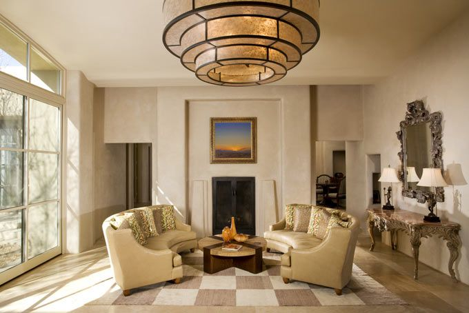 Santa Fe Interior Designers New Mexico