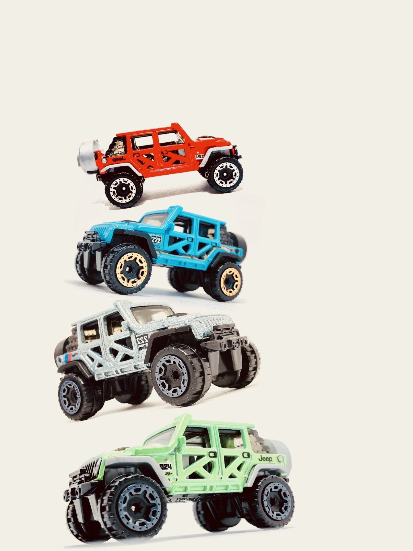 Unboxing 2019 Hot Wheels Indonesia Unimog, Land Rover dan