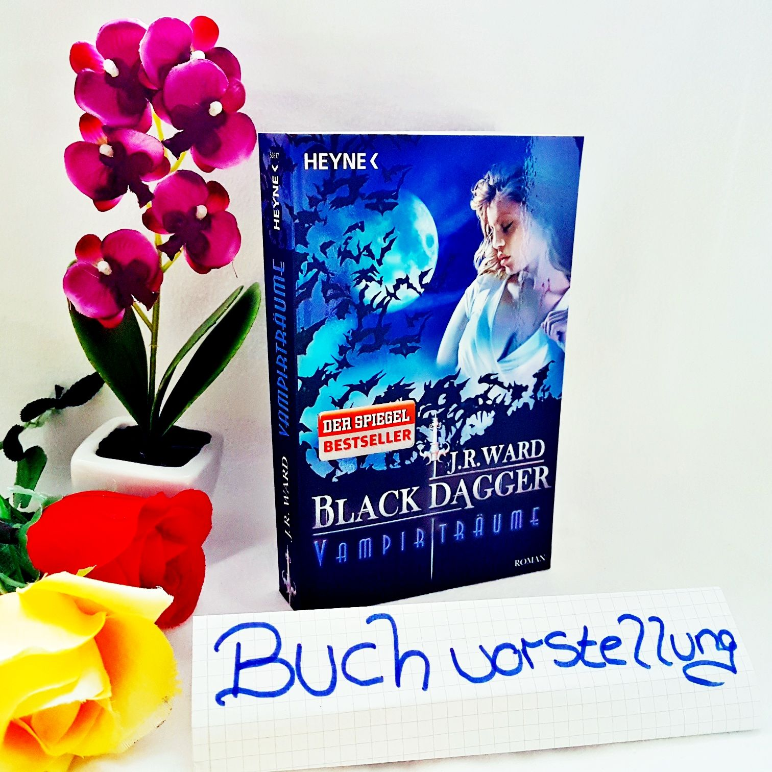Black Dagger Vampirträume von J.R.Ward