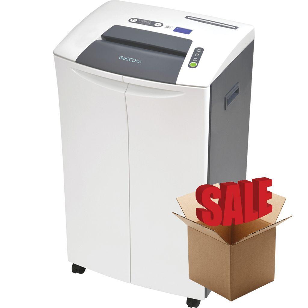 GoECOlife® 26 Sheet Stripcut Commercial Paper Shredder GSC260TC-R ...