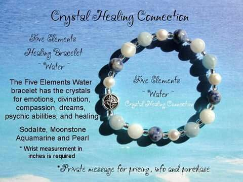 Five elements bracelet