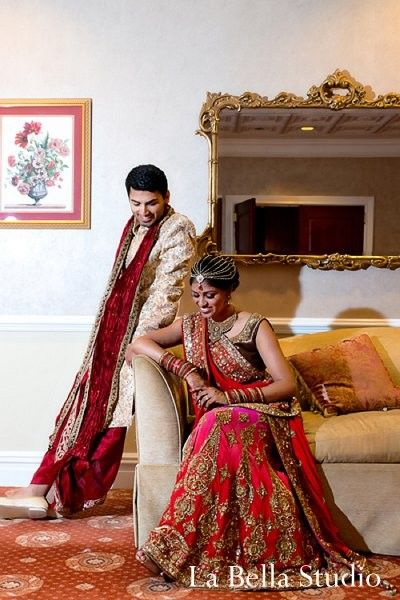 Before These Lovebirds Tie The Knot At Their Traditional Indian Wedding They Pose For Some