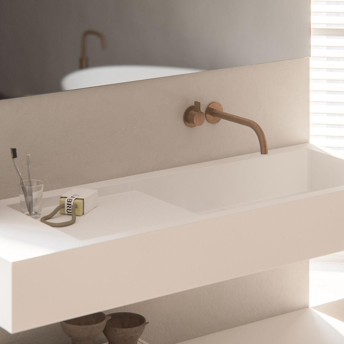 Shape your own bathroom with Piet Boon by COCOON design taps and ...
