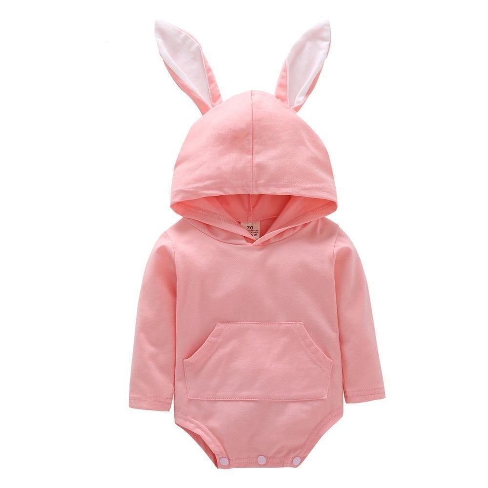 bd1bc8fb0 Lia s Bunny Bowknot Romper