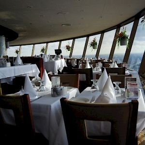 12 Off On Second Adult Entree  Skylon Tower Revolving Dining Classy Skylon Revolving Dining Room Review