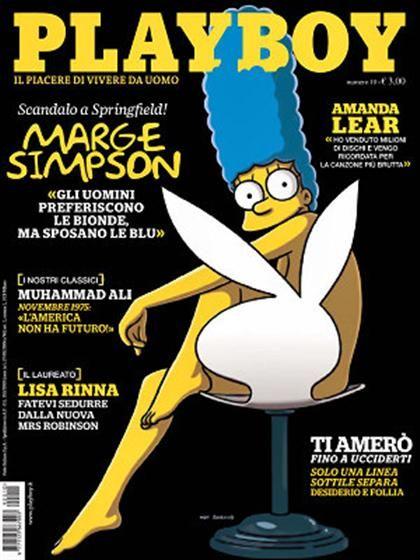 playboy Simpsons lisa