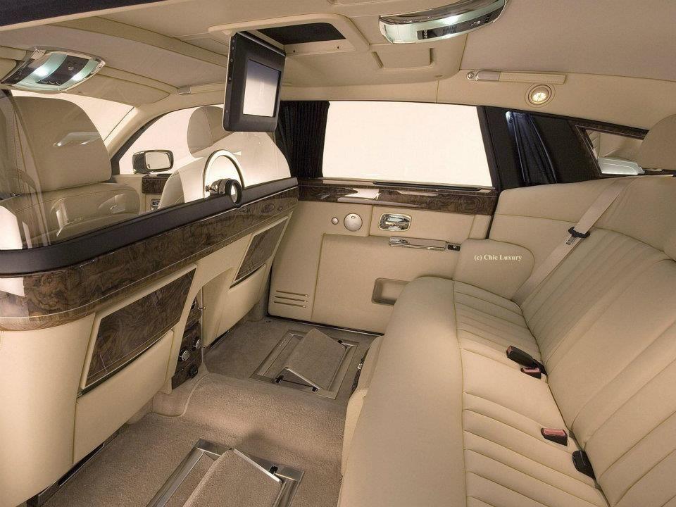 Rr Phantom Interior Limousine Bmw Luxury Cars Rolls Royce
