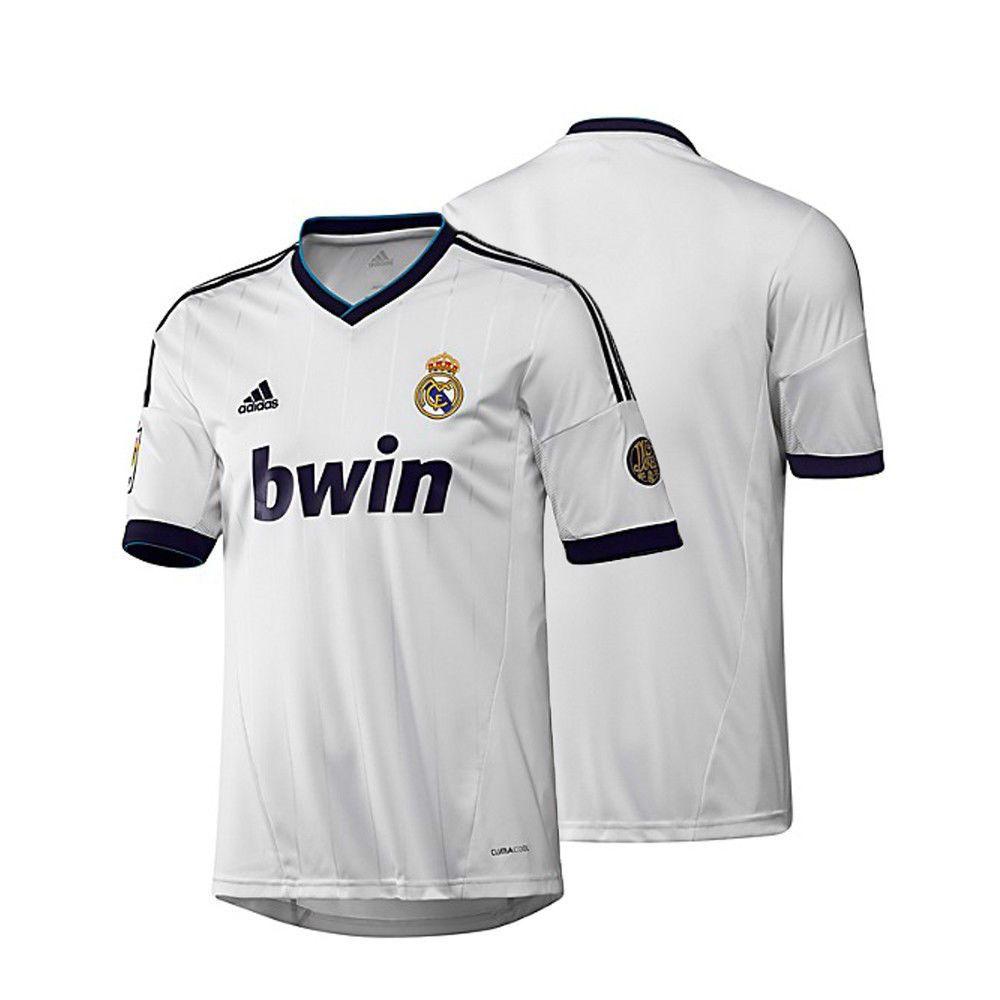 01d145b5e adidas Real Madrid Home Jersey (Ronaldo   Ozil names available) US Men s  Sizes