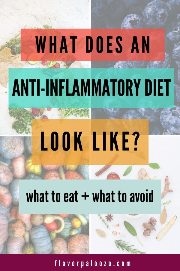to eat on an antiinflammatory diet Discover the best foods to eat and which foods to avoid when fighting inflammation with an antiinflammatory diet  including detailed sh...