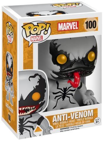 Funko Pop! - Anti-Venom 100 - Funko Pop! van Spider-Man