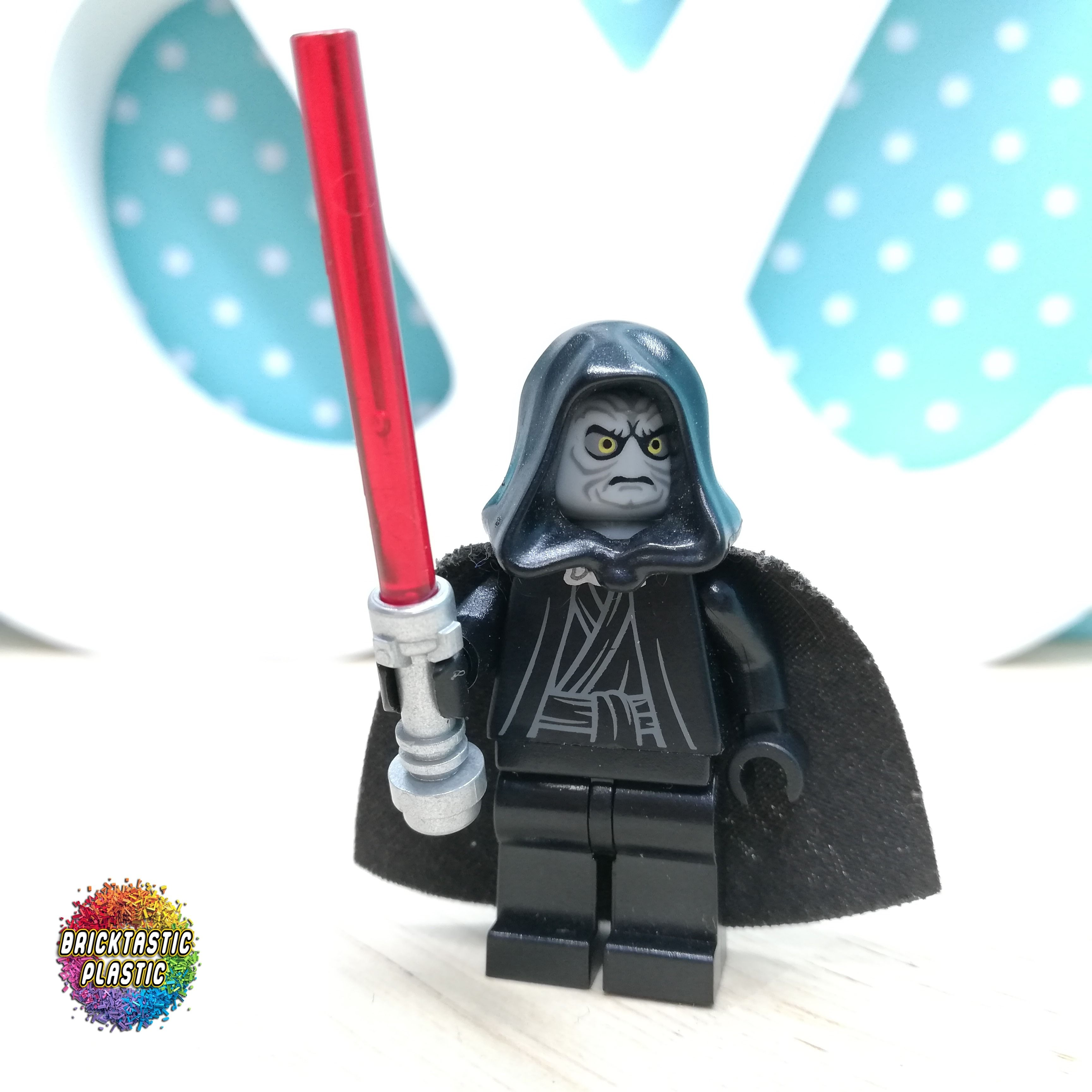 Lego Star Wars Emperor Palpatine Minifigures 8096 Like New Lego Star Wars Mini Figures Lego