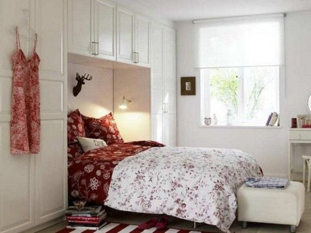 Inspiratieboost: slimme kledingkasten voor een kleine slaapkamer ...