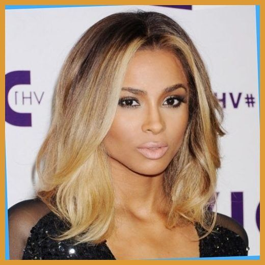 Golden highlighted hairstyles for black women hair world magazine golden highlighted hairstyles for black women hair world pmusecretfo Images