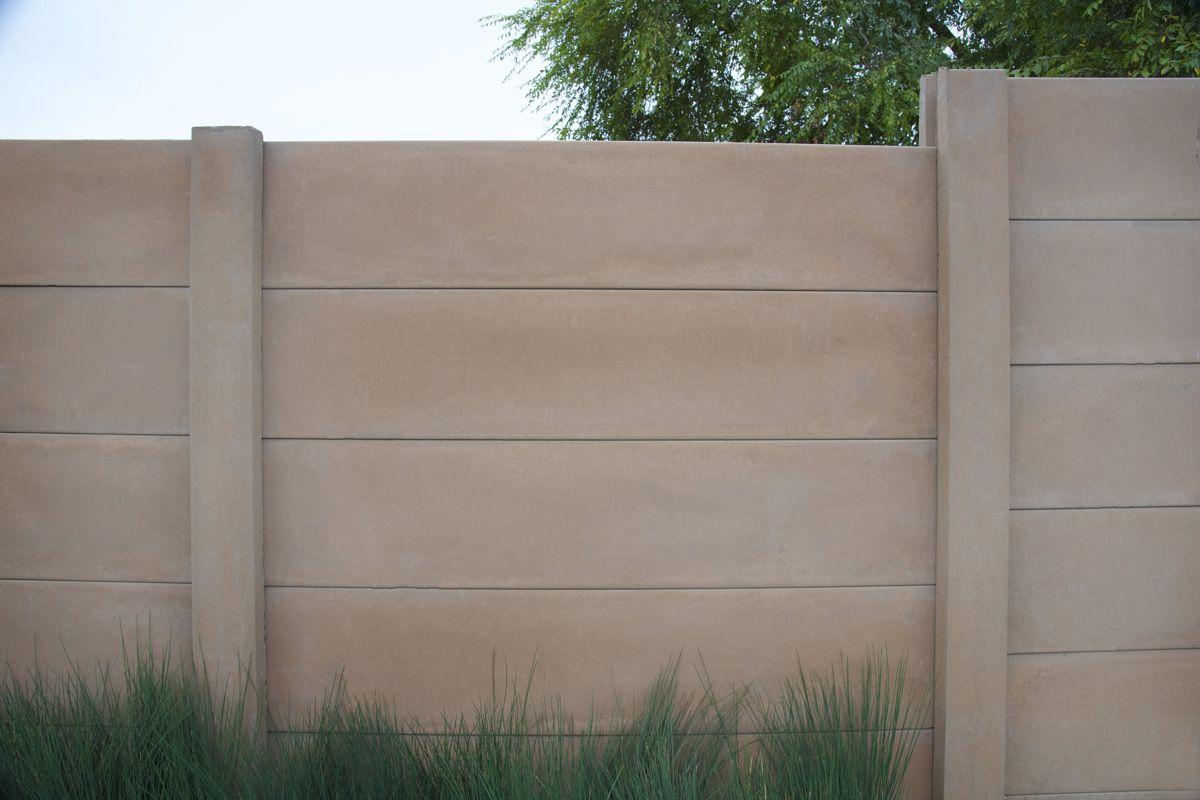 Smooth Stone Precast Concrete Fences Walls American Precast In 2020 Concrete Fence Wall Precast Concrete Concrete Fence
