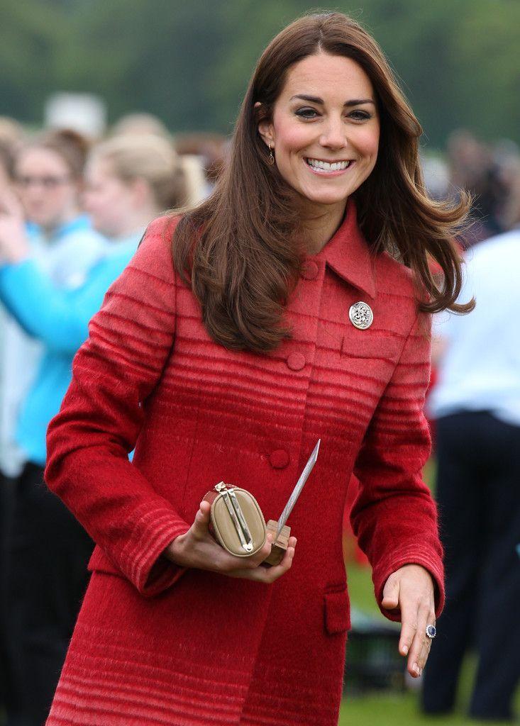Kate Middleton Photos: Prince William and Kate Middleton Visit Scotland — Part 2
