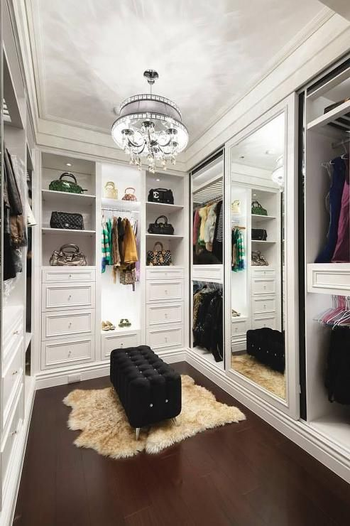 59 walk in closet ideas to store your clothes