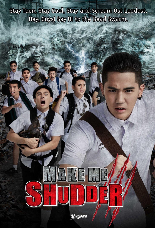 Make Me Shudder 3 Thailand Movie 2015 2015 Movies Grave Movie Film Distribution