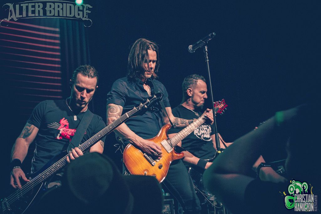 Pin By Sheila Davies On Alter Bridge New Rock Music Alter