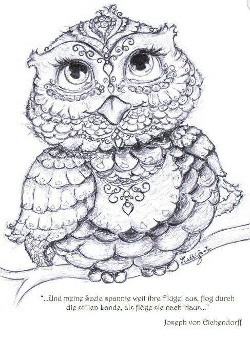 owl mandala owl adult coloring pagesmandalaowls - Animal Mandala Coloring Pages Owl