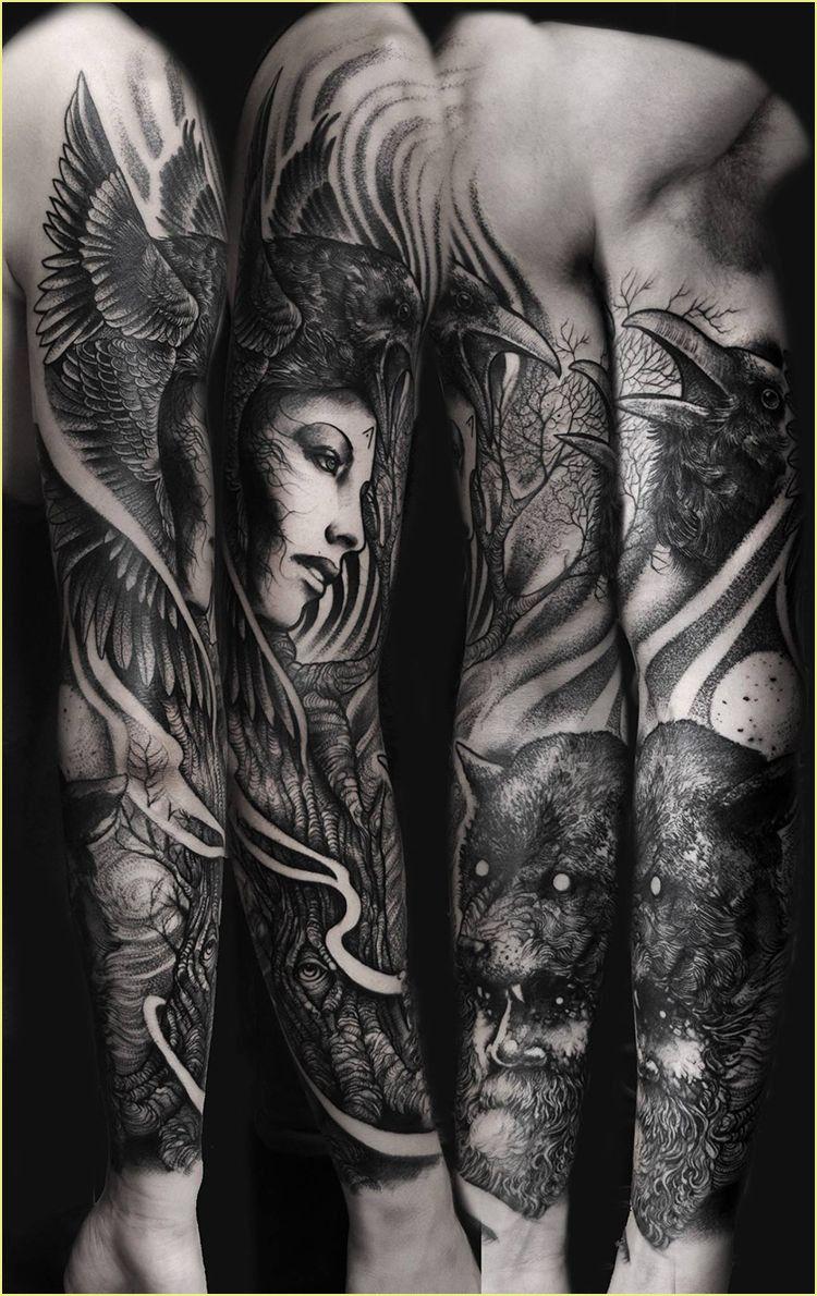 16 Tattoo Arm Frau Schiff [post_tags