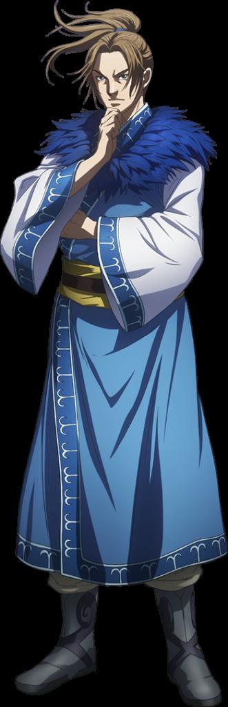 El anime ''Kingdom Season 3'', anuncia reparto integrante