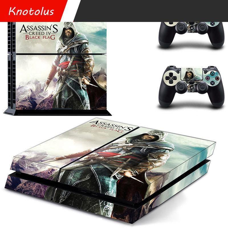 Final Fantasy For Sony Playstation 4 Assassin S Creed Iv Black
