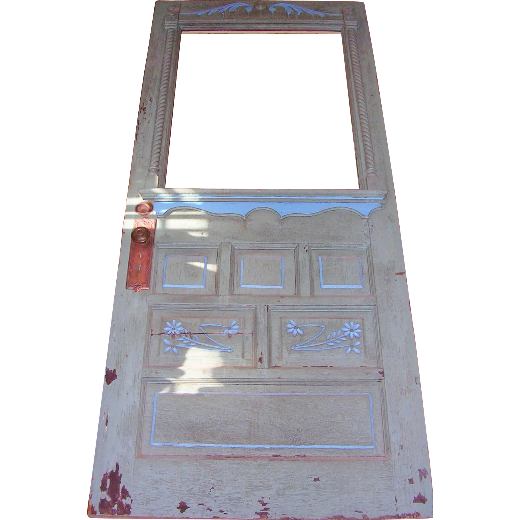 Salvaged Craftsman Door Located in Idaho