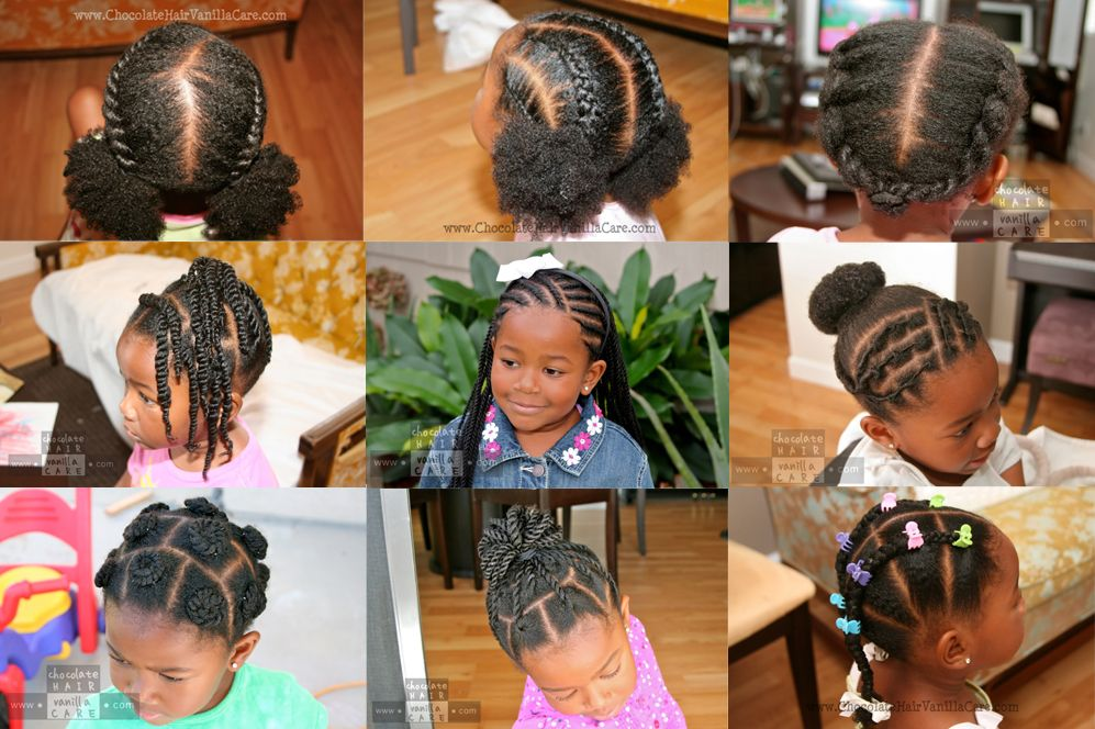 2012 School Friendly Hairstyle Round Up Natural Hair Styles Chocolate Hair Hair Styles