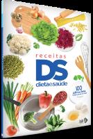 Livro Receitas Dieta e Saúde