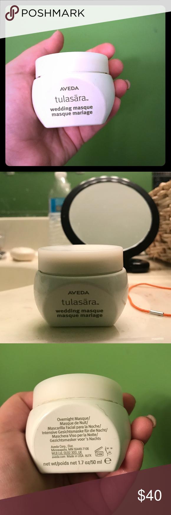Aveda Tulasara Wedding Masque An awesome night cream! Uses