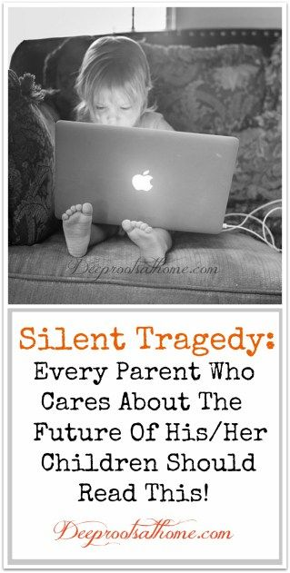 Silent Tragedy: Every Parent Who Cares About The Future Of His/Her Children Should Read This, I know that many would choose not to hear what I say in the article, but your children need you to hear this message. Even if you disagree with my perspective, please, just follow the recommendations at the end of the article. Once you see the positive changes in your child's life, you will understand why I say what I say!