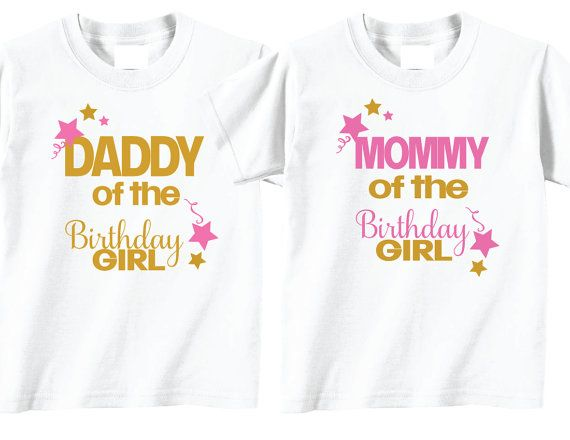 Twinkle Little Star Mom And Dad Birthday By TheCuteTee Baby Girl First