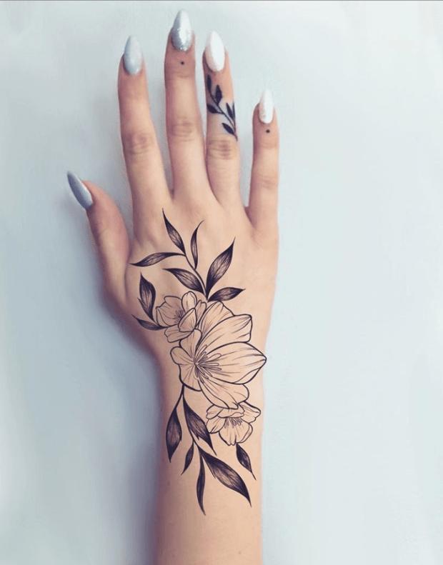 Samlltattoo Womantattoo Tattoo Unique Meaningful Small Unique Meaningful Small Tattoo For Cute Hand Tattoos Hand Tattoos For Women Small Hand Tattoos