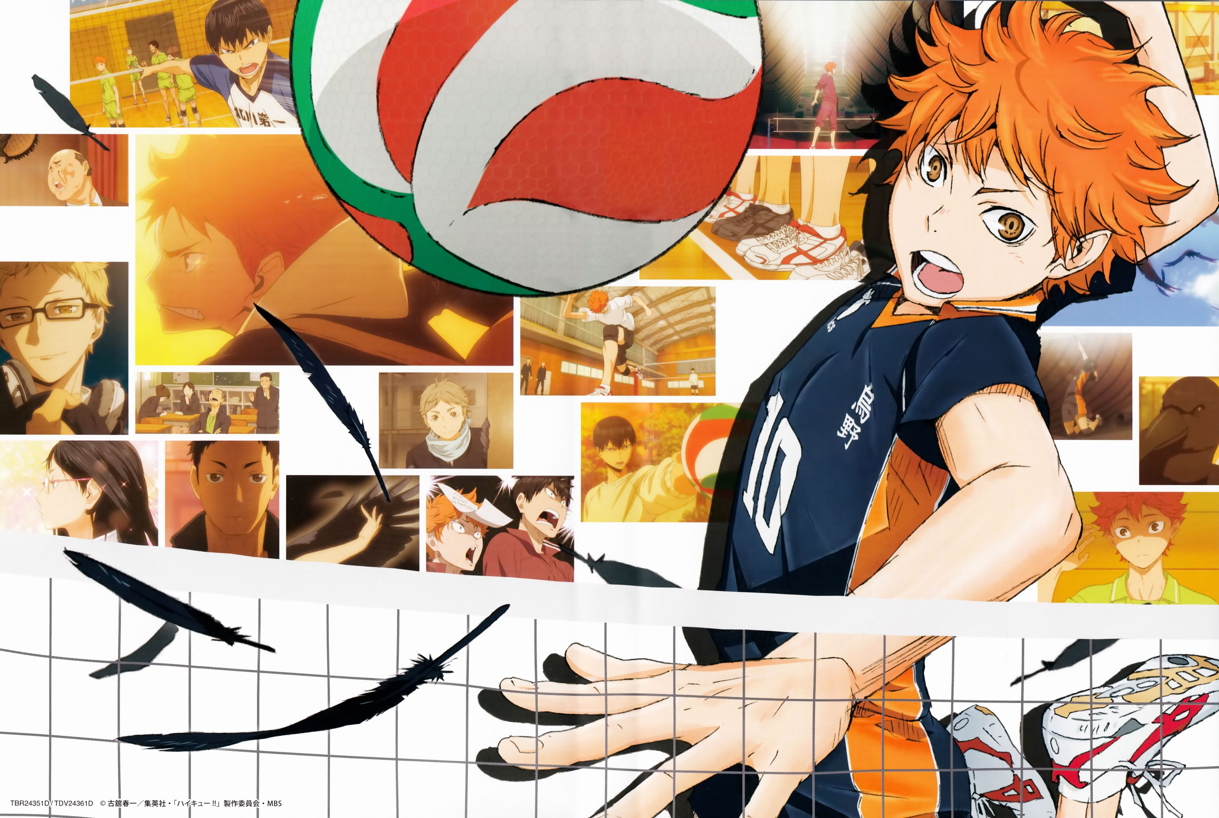 Haikyu Spike In 2020 Anime Haikyuu Volleyball Anime