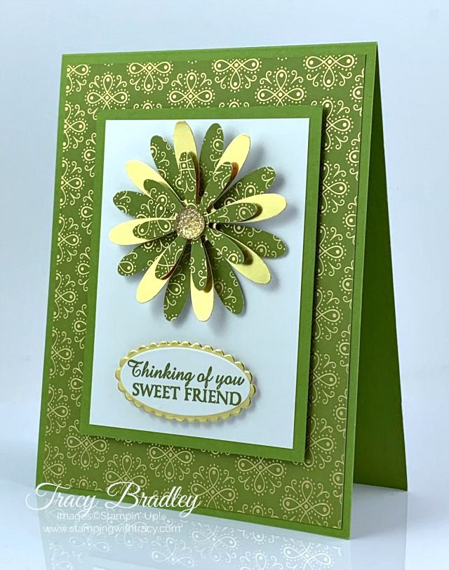 Stampin' Up! Ornate Garden - Stamping With Tracy