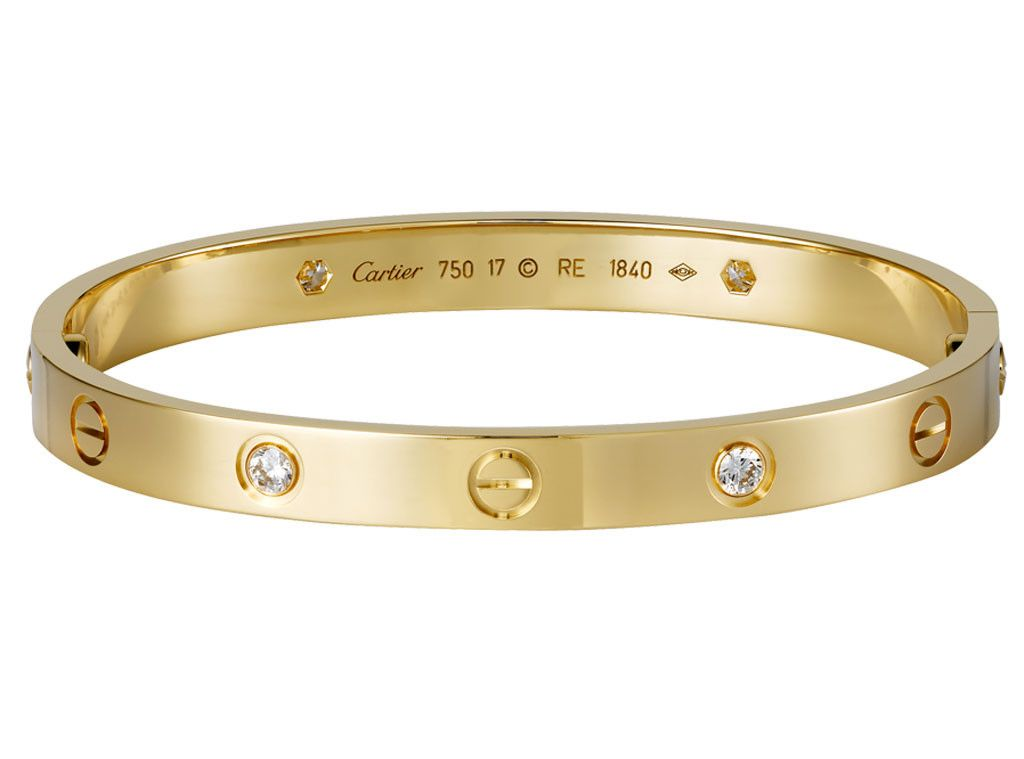 Cartier Love Bracelet From Kate Middleton S Push Presents Thoughtful Gifts Prince William Should Spoil The New Mom With E Online