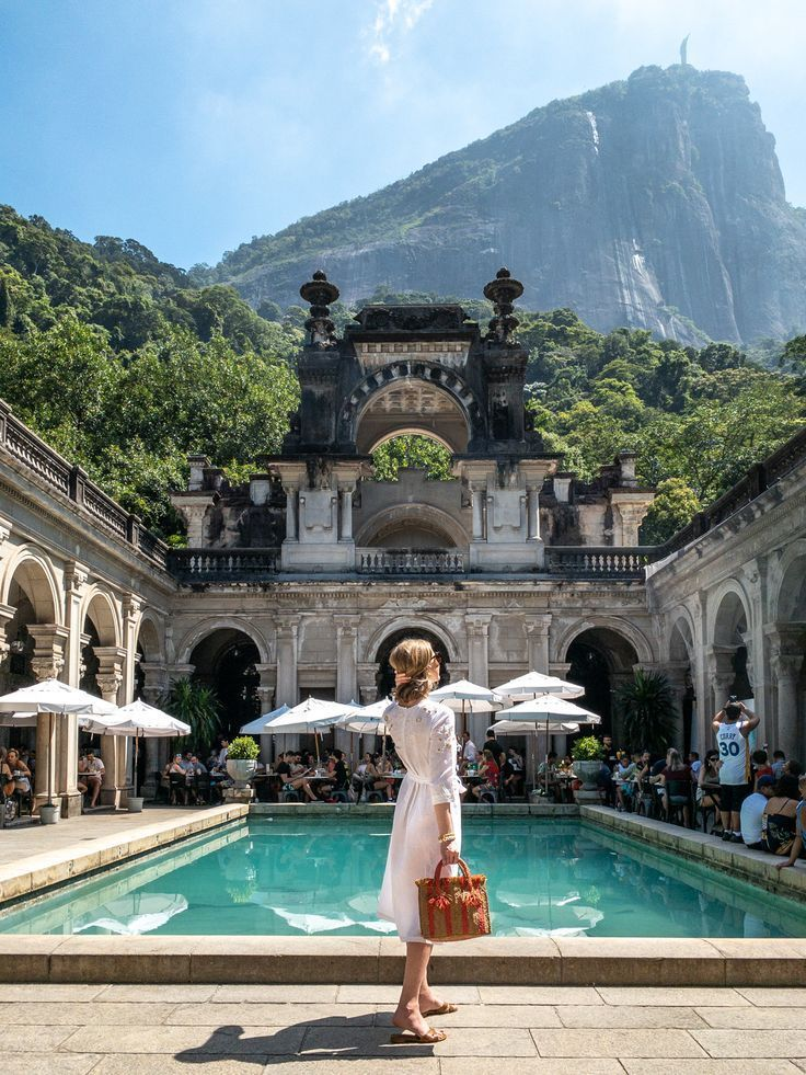 An Afternoon at Parque Lage in Rio - STACIE FLINNER #style #shopping #styles #outfit #pretty #girl #girls #beauty #beautiful #me #cute #stylish #photooftheday #swag #dress #shoes #diy #design #fashion #Travel